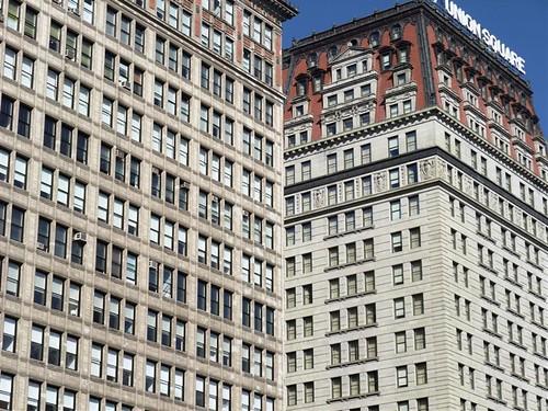 Windows on Union Square