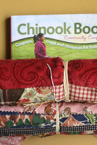 Moda Bundles and Chinook Book!