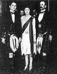 25th Chief of Clan Cameron - Colonel Donald Walter Cameron