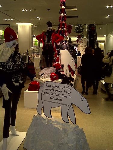 Limited Edition Canada Goose Toque for Polar Bears International