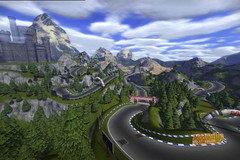 ModNation Racers: Mountain Switchbacks 2