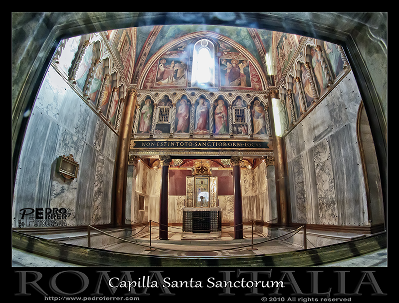 Roma - Santa Sanctorum