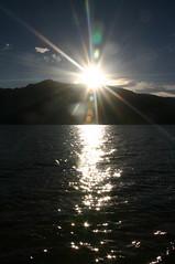 Sunset at Colter Bay (fly by night) Tags: sunset tetons grandtetonnationalpark
