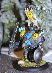 Side (Boba.Ferret) Tags: miniatures kitbash warmachine cygnar