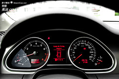 Audi Q7 4.2 quattro with Offroad Style Package * Saint Beast * Dashboard (jiazi) Tags: auto china car university offroad library beijing style dashboard audi suv package 42 peking quattro q7