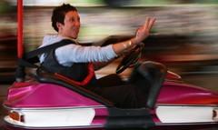 Angry Driver by SplaTT on Flickr, http://www.flickr.com/photos/splatt/724208577/