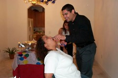 Betsy's 30th B-day party 09 (chupee_1) Tags: yvette armando betsys30thbirthdayparty tequillashotandhandcuffwelcomingevent