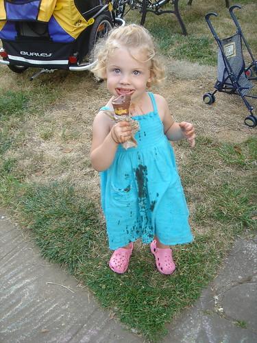 Fiona  Loves Ice Cream