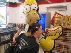 Mmmm hot dog...