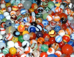 Marbles Marbles Marbles (Dusty_73) Tags: glass agate toy king slag collection swirl marbles marble sparkler corkscrew christensen onyx oxblood peltier akro mibs vitro