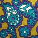 Sixties Paisley by Annie Butterfly