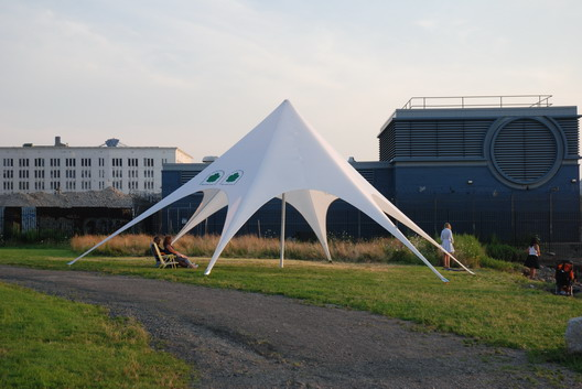East River State Park Tent