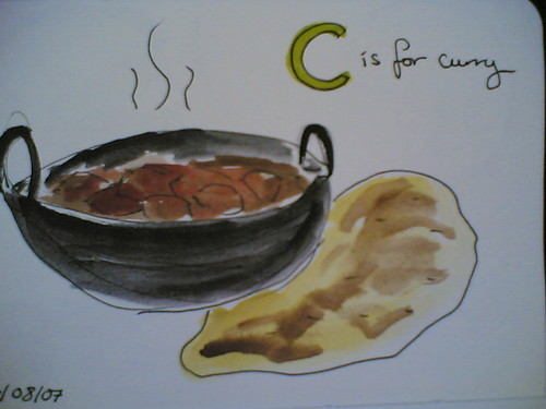 C is for Curry