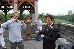 The Jones Brothers (alex.lovelltroy) Tags: newyorkcity centralpark belvederecastle d80 jonesmatsuguwedding