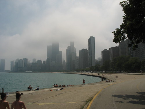 North Lakeshore looking south. Lucius Kwok/Flickr