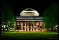 MIT dome HDR, edited and revised by mitwalter