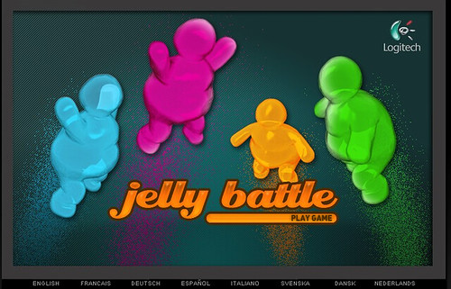 Jelly Battle 開場畫面