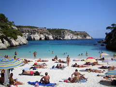 Macarelleta (SlapBcn) Tags: beach spain playa best nudist menorca platja baleares macarelleta bestbeach