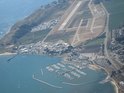 Half Moon Bay Airport
