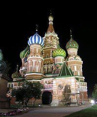 Saint Basil's Cathedral (elisabatiz) Tags: russia moscow churches explore abigfave ~vivid~
