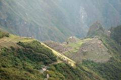 Machu Picchu from Sun Gate Trail