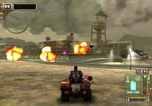 Twisted Metal Three