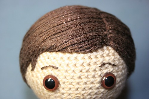 Hair On Amigurumi : Meta Blog Roll: Pelo de chico amigurumi