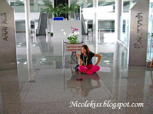 me in krabi airport