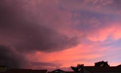 Sunset & hurricane Felix (Neoslv - (M. G.)) Tags: sunset clouds atardecer felix hurricane huracan nubes salvador elsalvador sansalvador neoslv celaje onlythebestare