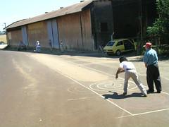 Bagda Jogando Malha (Mauricio Portelinha) Tags: jogo esporte malha bagda ivaipor