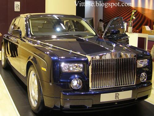 Rolls Royce Phantom - toma II