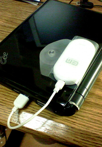 E-MOBILE D02HW with disc 1