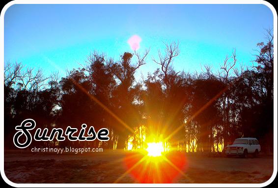 Stanthorpe: Sunrise