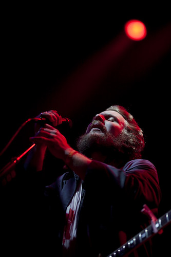My Morning Jacket (photo by James Bailey)