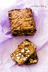 Nut and Dried Fruit Cake