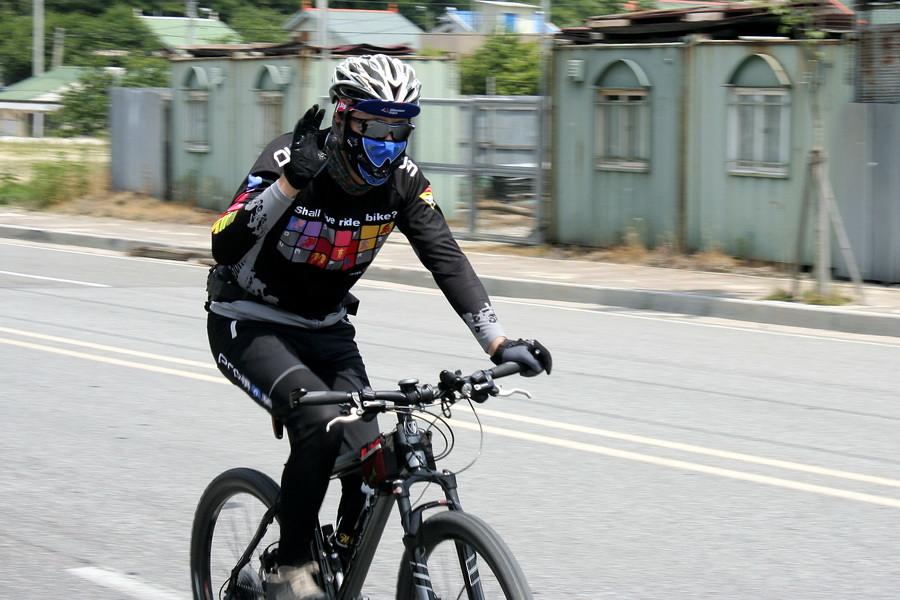 A biker(2)