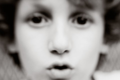 Shapes of You (~Kerry Murphy) Tags: lensbaby composer boychild