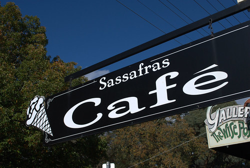 Signs of Sassafras