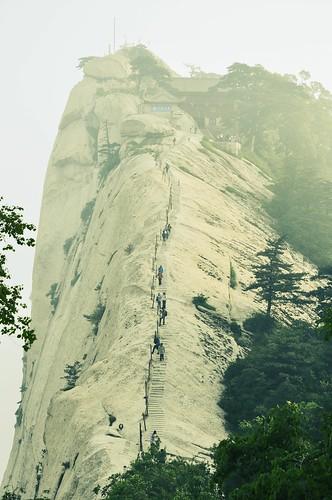 华山 2010