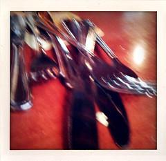 silverware -- by Mason