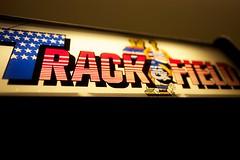 Track & Field (little fern photography) Tags: show seattle fire jump nw shoot northwest buttons arcade hobby joystick retro videogames 80s button pacificnorthwest videogame hobbies trackfield highscore konami gameroom pacificnw arcadegame arcardes nwpinballandgameroomshow