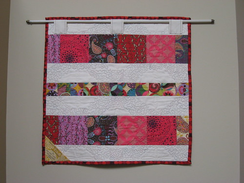 MT Swap Quilt - back