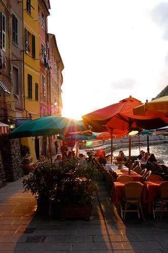 Sunset in Cinque Terre by awsandlight, on Flickr