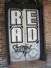 READ door