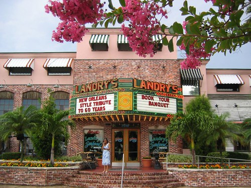 Landry's Seafood House - Restaurant - 7616 W Courtney Campbell Cswy, Tampa, FL, United States
