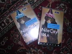Nile city liten