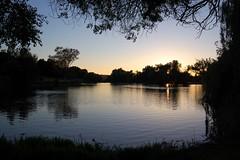 Lake Sunset (mrcodez) Tags: park sunset lake utatafeature