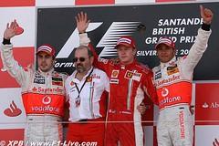 [運動] 2007年F1英國站 (1)