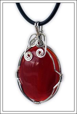 carnelian-pendant