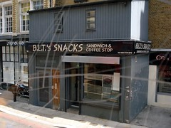 Picture of BLT Snacks, EC2A 3AA